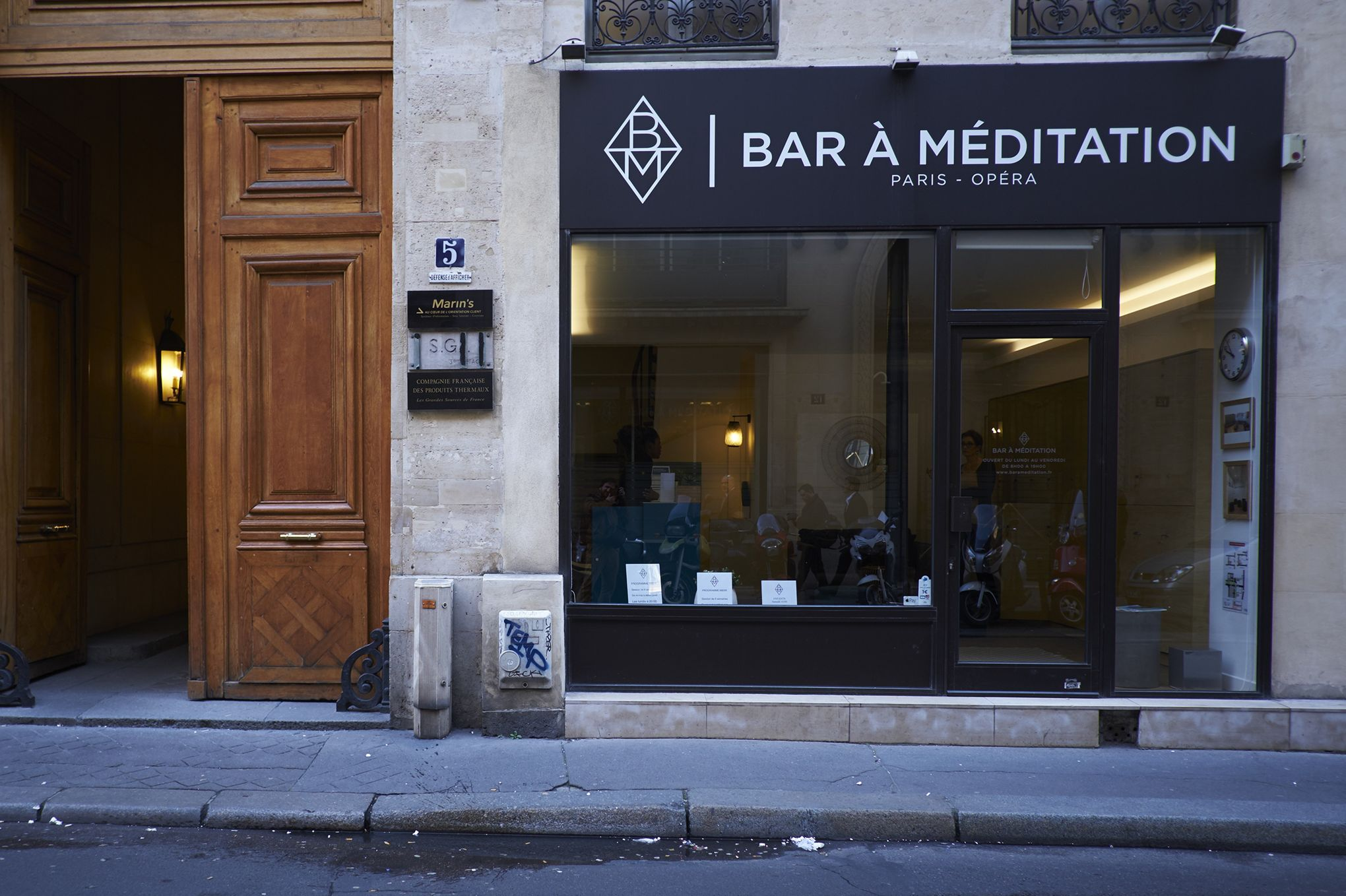 Bar pour flirter paris